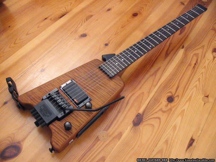 What non carvin keisel guitars do you guys love