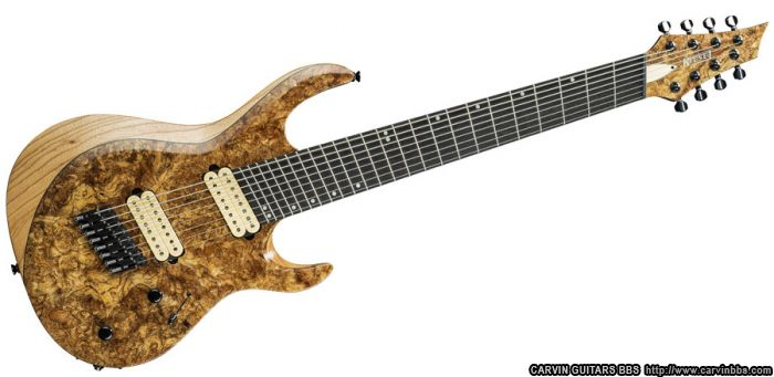 new aries am8 multiscale fanned fret 8 string guitar. Black Bedroom Furniture Sets. Home Design Ideas