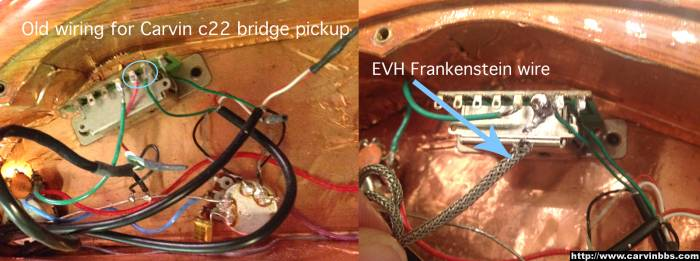 evh pickup wiring wire center u2022 rh mrguitar co Seymour Duncan Single Humbucker Wiring-Diagram Seymour Duncan Single Humbucker Wiring-Diagram